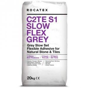 C2TE S1 Slow Flex Grey